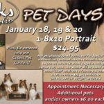 Pet Flier Web18