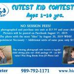 Kid Contest web19em