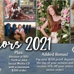 2021 Senior Summer Ad