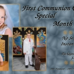 First Communion 2020