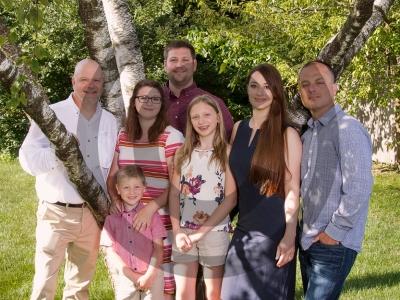 Hawes Family Portraits